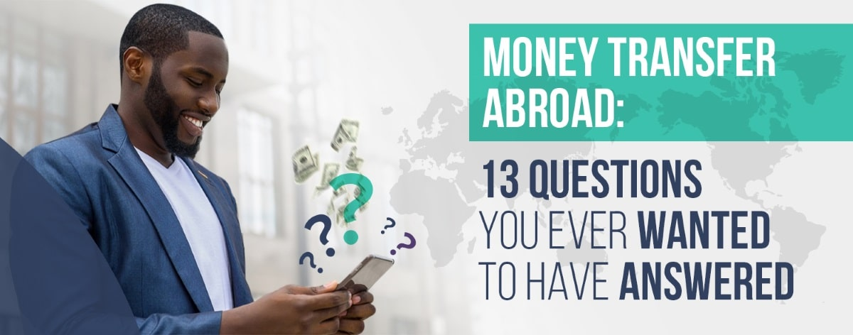 Money transfer abroad to Africa